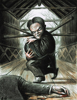 Poe: No apueste su cabeza al diablo