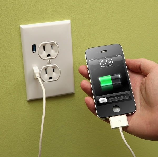 U-Socket USB Wall-plug