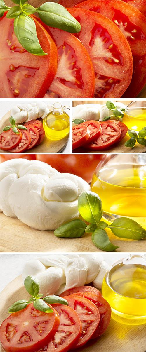 Stock Photo: Vegetarian diet