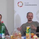 8. Klub fundraiserov s Marekom Roháčkom