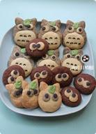 龍貓♥造型餅乾
