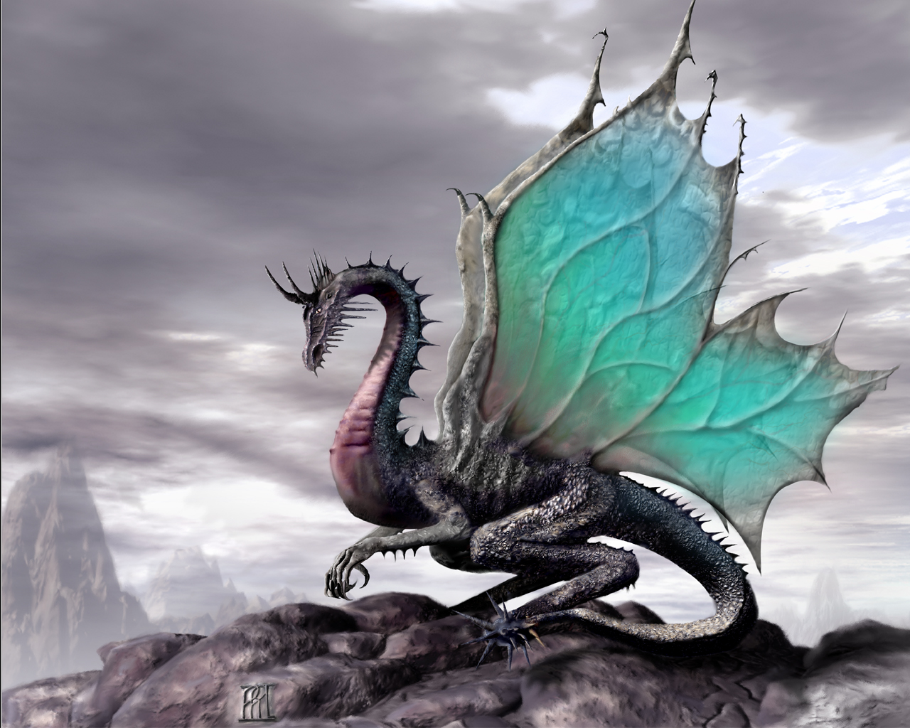 Playing with the universe february 2011 - Awesome dragon pictures ...