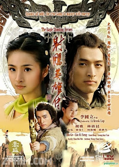 Tân Anh Hùng Xạ Điêu - The Legend of the Condor Heroes (2008) Poster