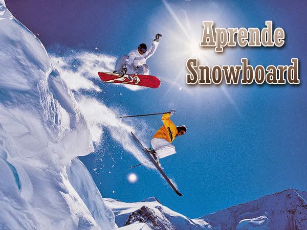 Aprende Snowboard [SATRip][Espa�ol][2013]