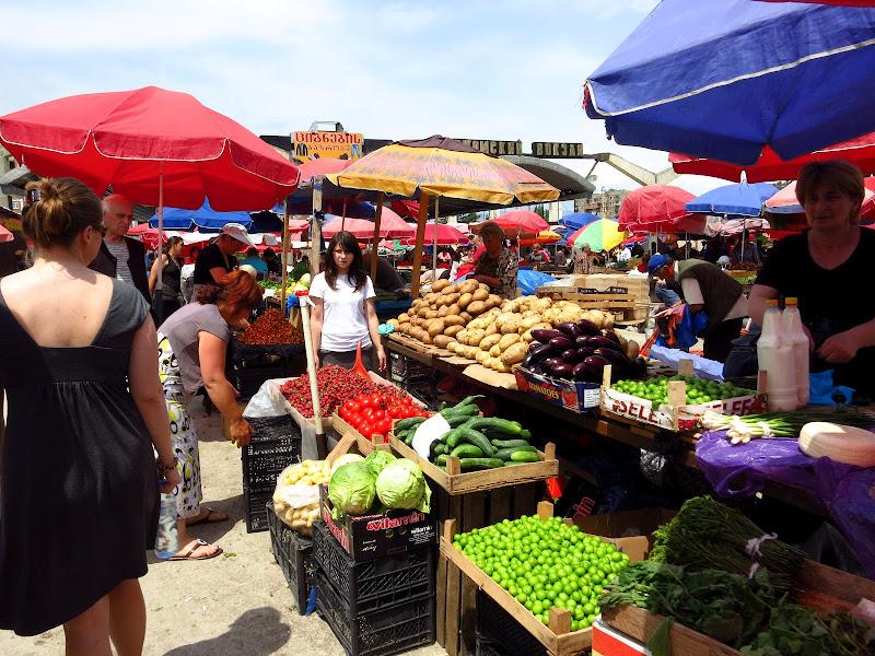 Tbilisi bazaar