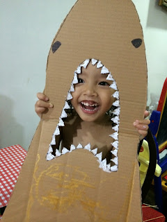 Darya Is A Shark Week!