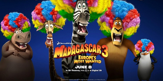 Madagascar 3 Watch Online Free Movie