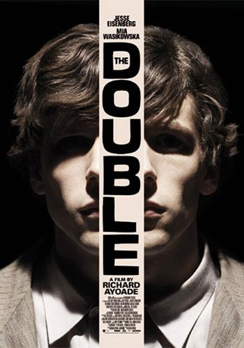 Poster Of English Movie The Double (2013) Free Download Full New Hollywood Movie Watch Online At Alldownloads4u.Com