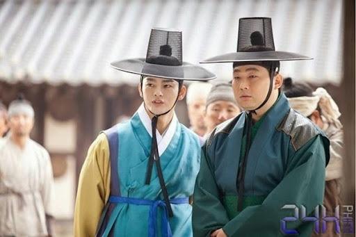 24hphim.net phim truyen hinh han quoc nao duoc cho len song nhat thang 11 Diện Mạo Hoàng Đế