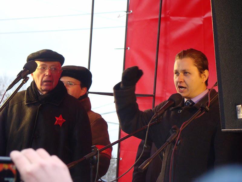 """Пётр Рыбаков — координатор движения """"За Каддафи"""""""