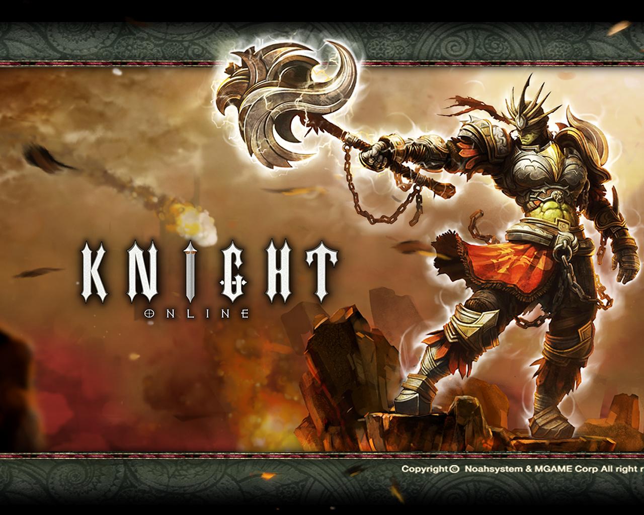 Ngắm bộ hình nền đẹp lung linh của Knight Online - Ảnh 7