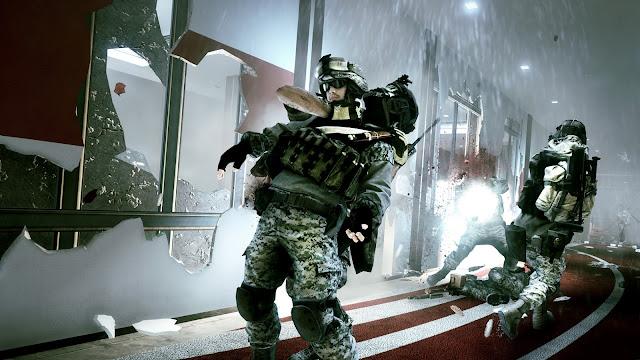 室內激戰:《戰地風雲3》最新DLC「Close Quarters」
