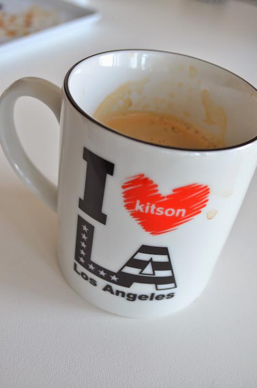 KitsonのI Love LAマグが…420円?!