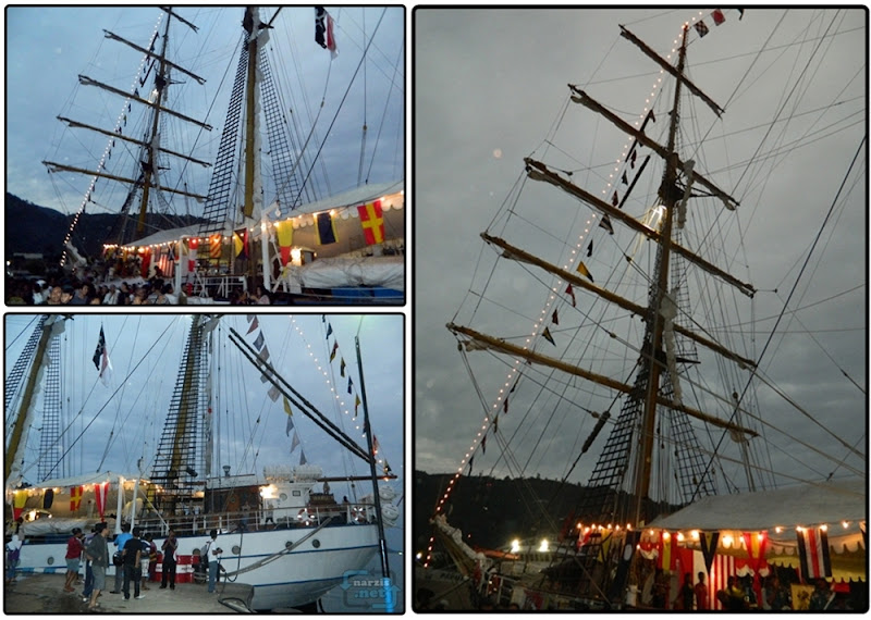 Kapal Pinisi Dewa Ruci