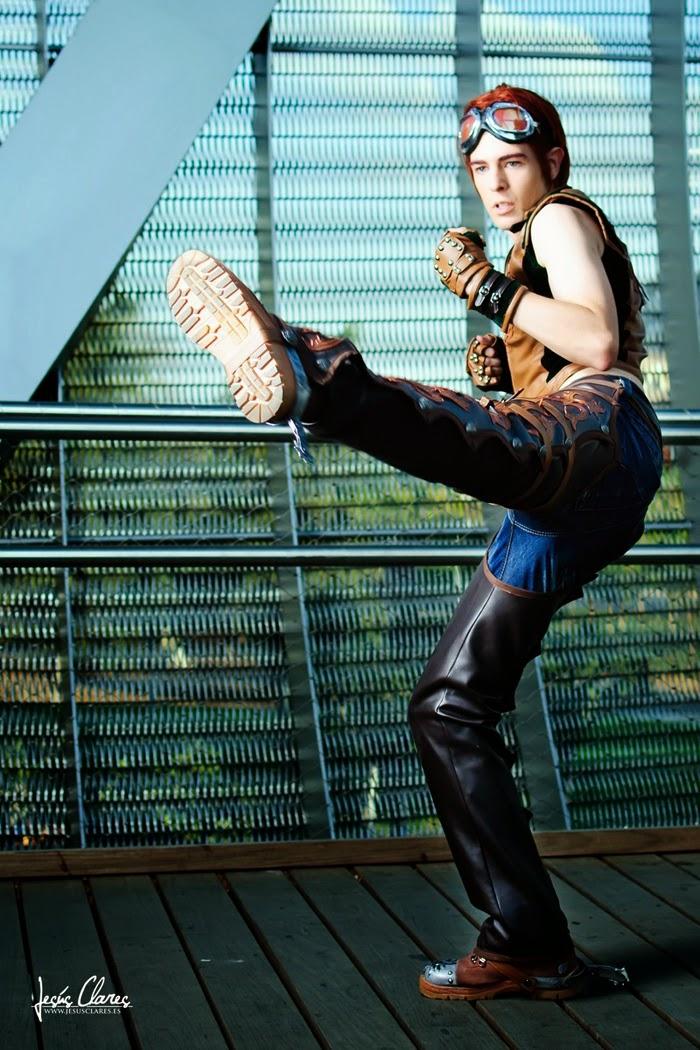 Bộ ảnh cosplay Tekken cực chất đến từ Đức - Ảnh 26