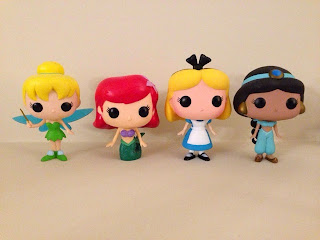 more Disney Funkos