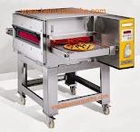 Hornos de túnel para pizza  Los hornos