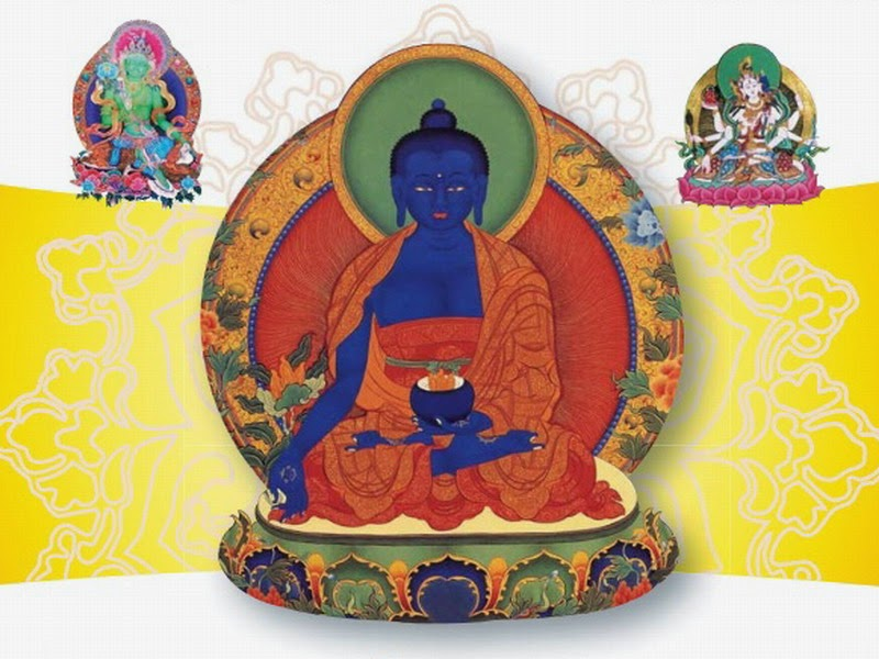 Announcement: Grand Medicine Buddha Puja by HE Zurmang Gharwang Rinpoche
