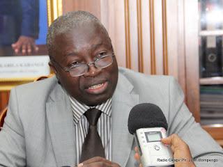Eric Mbala, ADG de la Snel. Radio Okapi/ Ph. John Bompengo