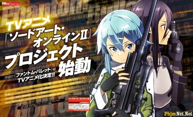 Xem Phim Đao Kiếm Thần Vực 2 - Sword Art Online Ii - Ảnh 1
