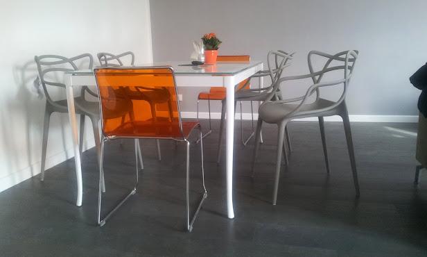 Forum buffet madie novit ikea e maisons for Sedie cucina arancioni