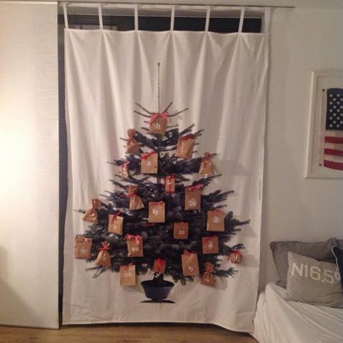 Mimi art noch eine kleiner einblick for Ikea tannenbaum