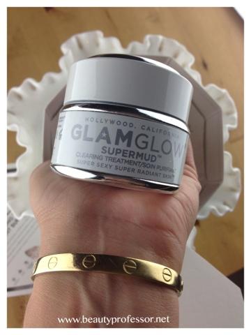 Beauty Professor Glam Glow Supermud Mask Quasar Md Plus Update