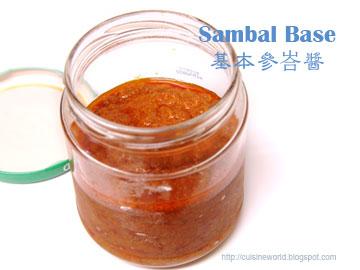 Sambal Base