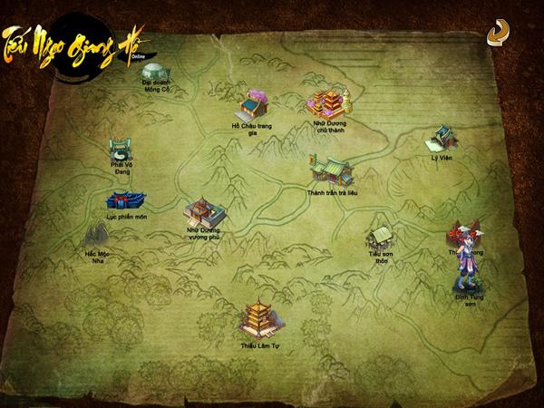 Tiếu Ngạo Giang Hồ của Soha Game là game mobile 9