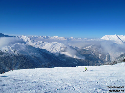 Austria, Zillertal, Hochfugen, Alpii