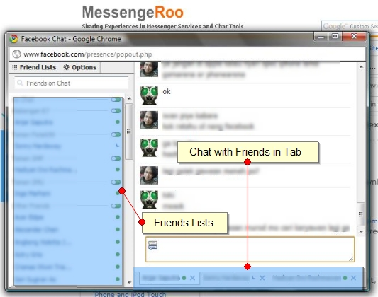 Pop Out Chat Windows in Facebook - Tips and Tutorial