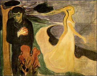 Separazione (Edvard Munch, 1896)