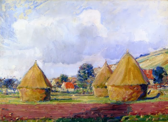 Karl Albert Buehr – The North Country aka Haystacks