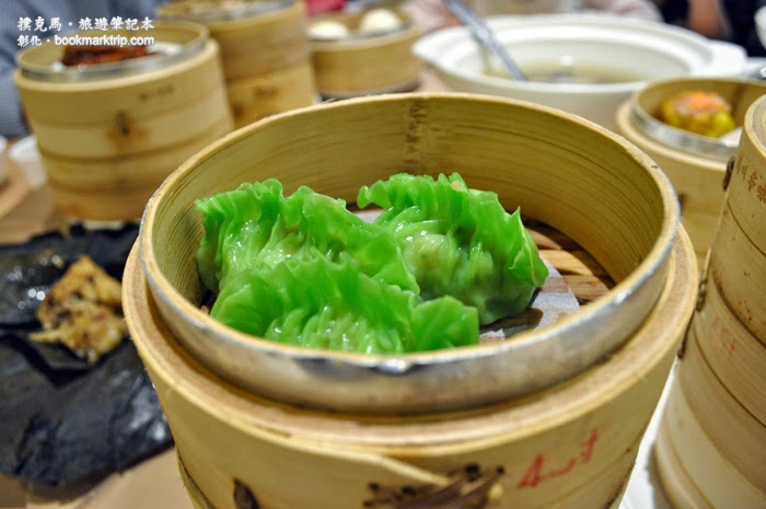 名富宴會餐廳翡翠海鮮餃
