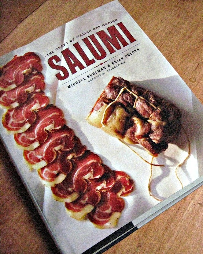 Book Review: Salumi by Micheal Ruhlman and Brian Polcyn