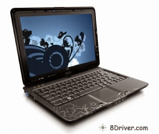 download HP TouchSmart tm2-2150st Notebook PC driver