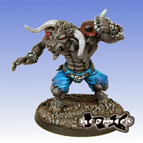 Minotauro Neomics Blood Bowl