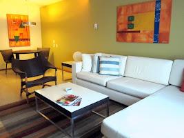 Suite at the Pestana Bahia Lodge in Salvador Brazil