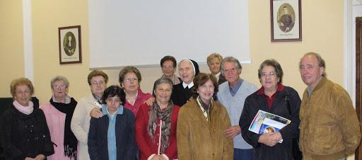 padre Francesco Cibin incontra il Gruppo Missionario sandonatese