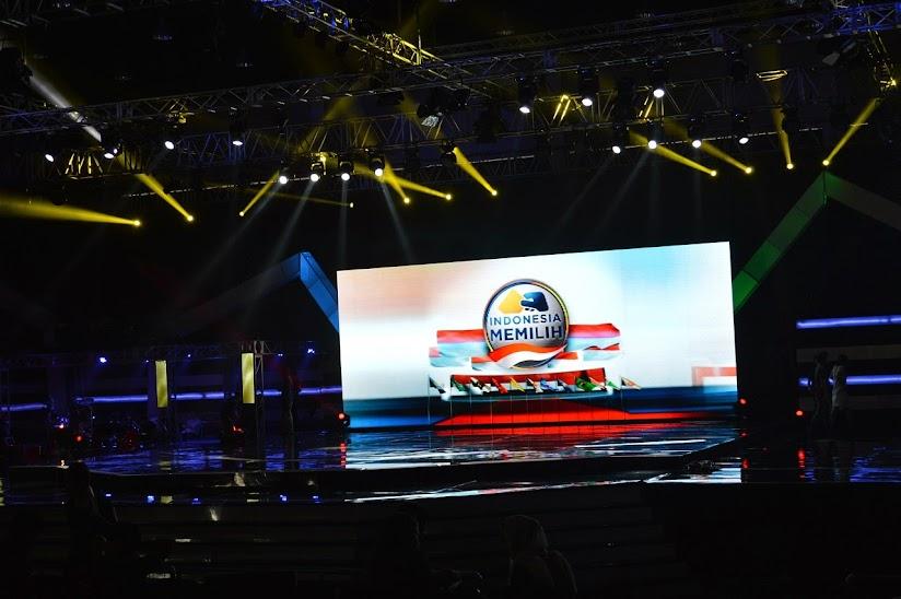 Hologram Bung Karno dalam Indonesia memilih 2014