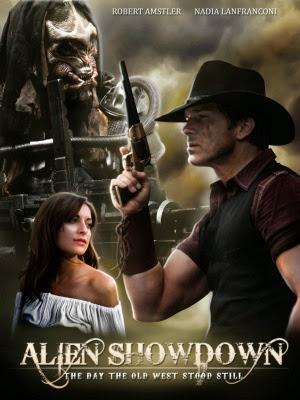 Filme Poster Alien Showdown: The Day the Old West Stood Still DVDRip XviD & RMVB Legendado