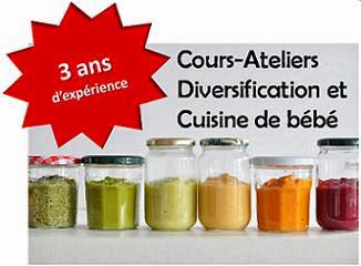 cours cuisine bebe atelier coaching-diversification