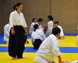 2010 - stage de Yoko Okamoto sensei