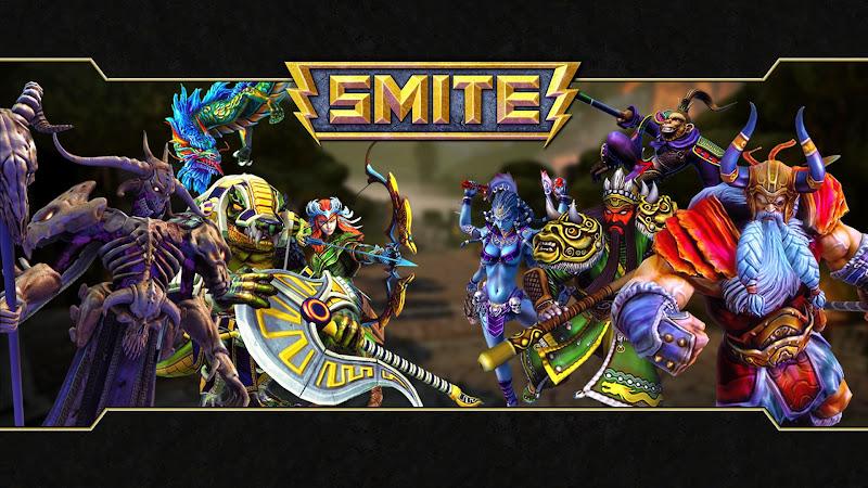 Smite, entra al campo de batalla de los dioses