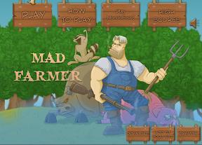 瘋狂的農夫