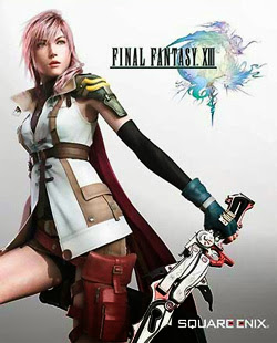 Final Fantasy XIII-3 Lightning Returns