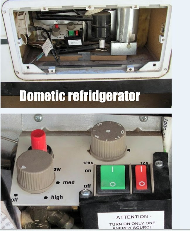Dometic+Refrigerator pop up only works off battery (12v) won't work soley on external palomino colt wiring diagram at gsmx.co