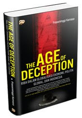 The Age Of Deception (Riba dalam Globalisasi Ekonomi, Politik Global, dan Indonesia) | RBI