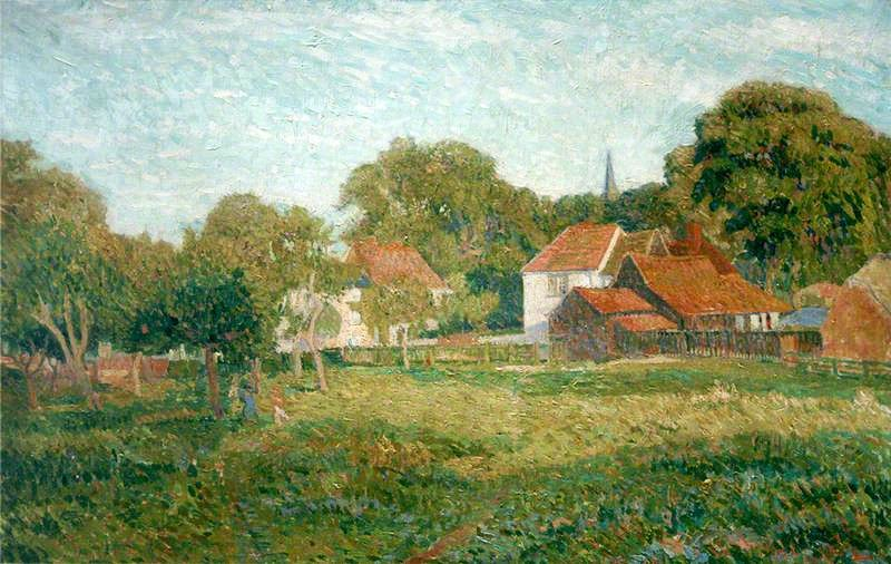 Spencer Gore - Hertingfordbury, Hertfordshire