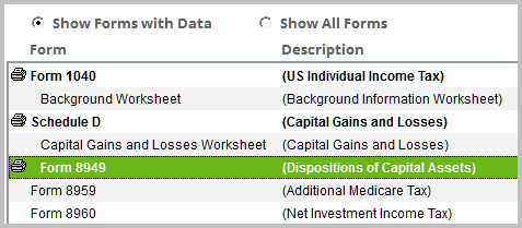 Adjust Cost Basis for ESPP Sale In H&R Block Software
